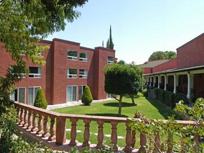 Hotel Real De Minas San Miguel Mexico