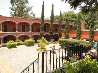 Hotel misi n tlaxcala hoteles econ micos en tlaxcala for Hotel familiar en capital